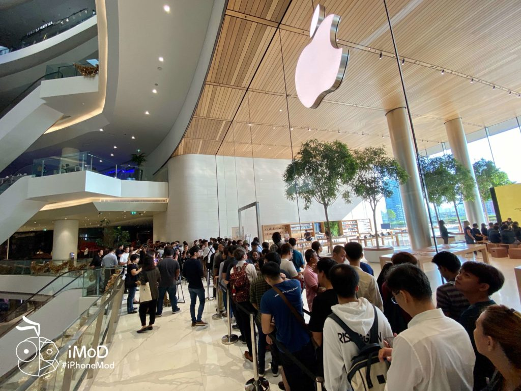 Apple Iconsiam Iphone 11 Released First Date Img 2