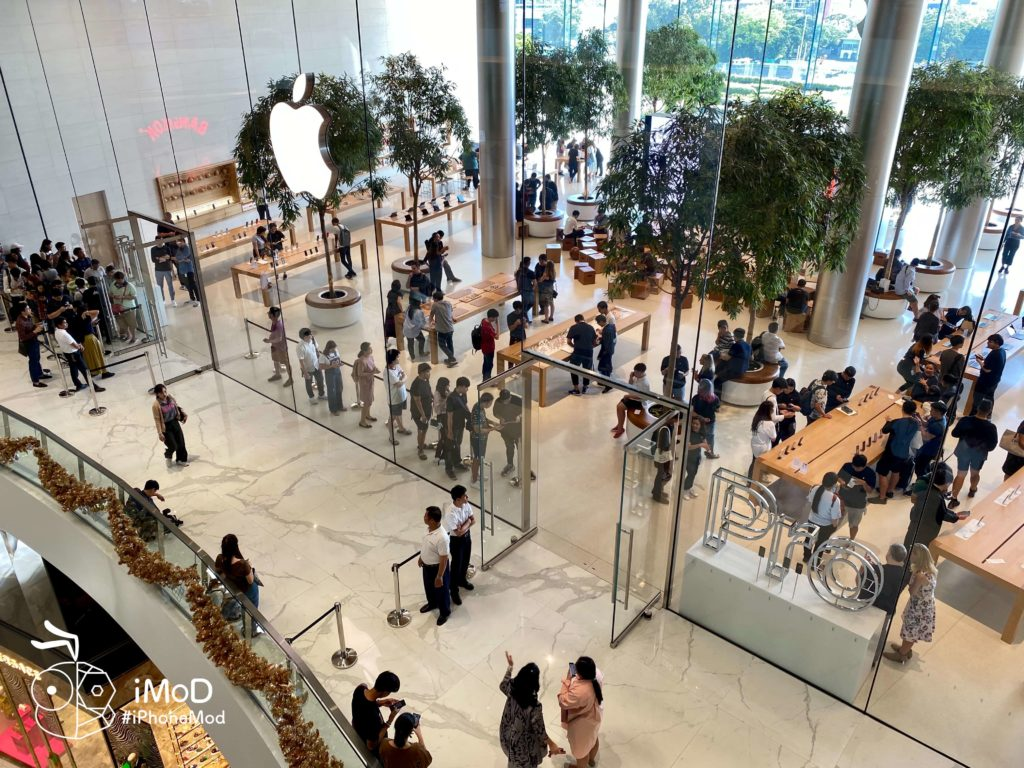 Apple Iconsiam Iphone 11 Released First Date Img 33