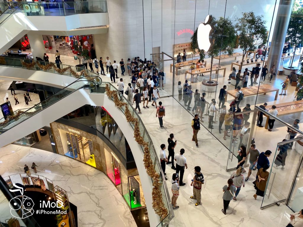 Apple Iconsiam Iphone 11 Released First Date Img 40