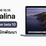 Apple Release Macos 10 15 Catalina Developer Beta 10