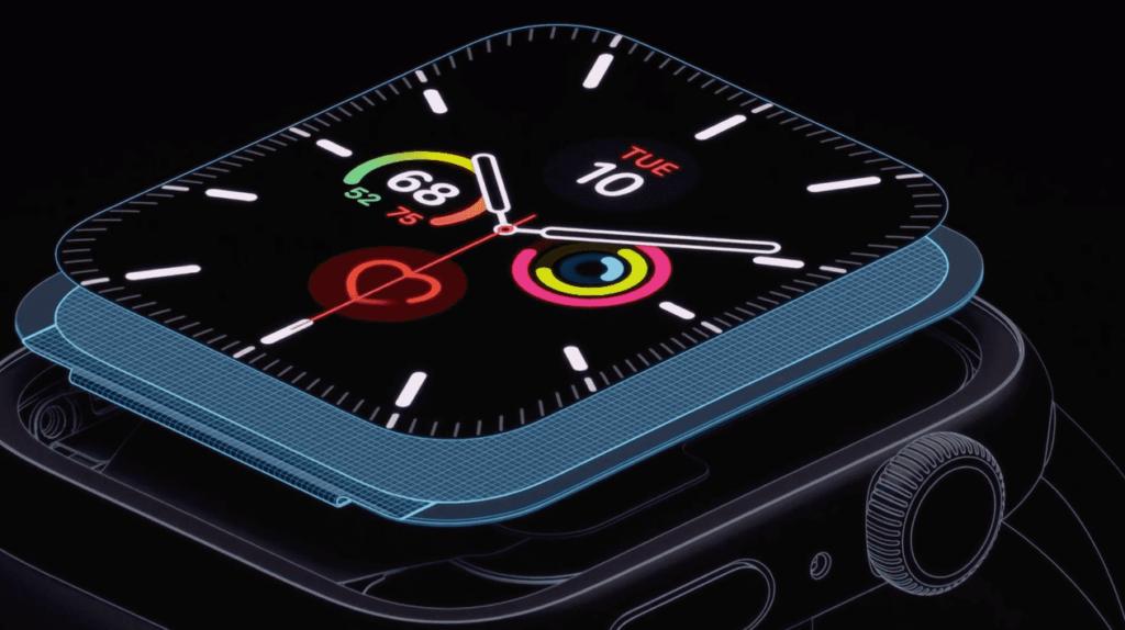 Apple Watch Series 5 New Display Technology Img 2
