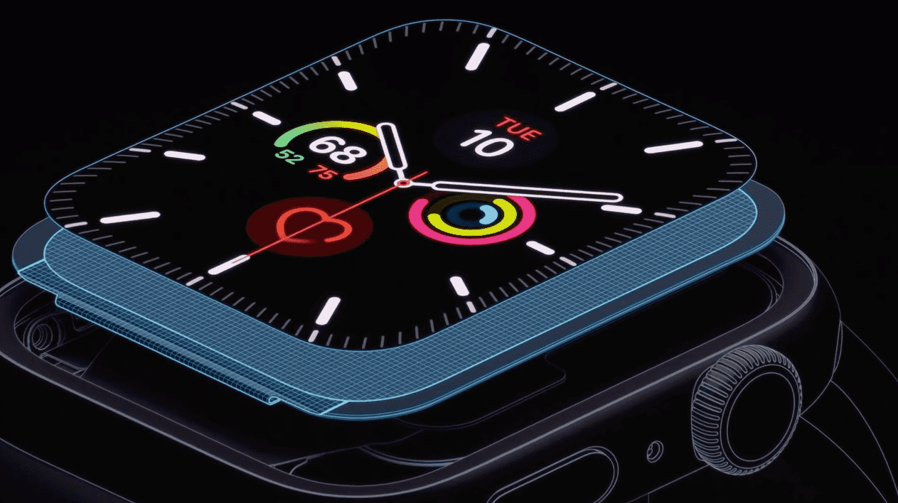 Apple Watch Series 5 New Display Technology Img 2