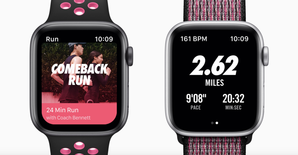 Apple Watch Series 5 Nike Available Shiped And Apple Store 1