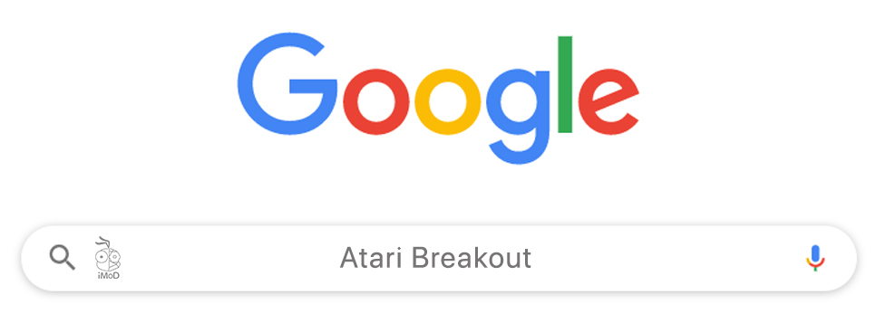 Atari Breakout Game On Google 06