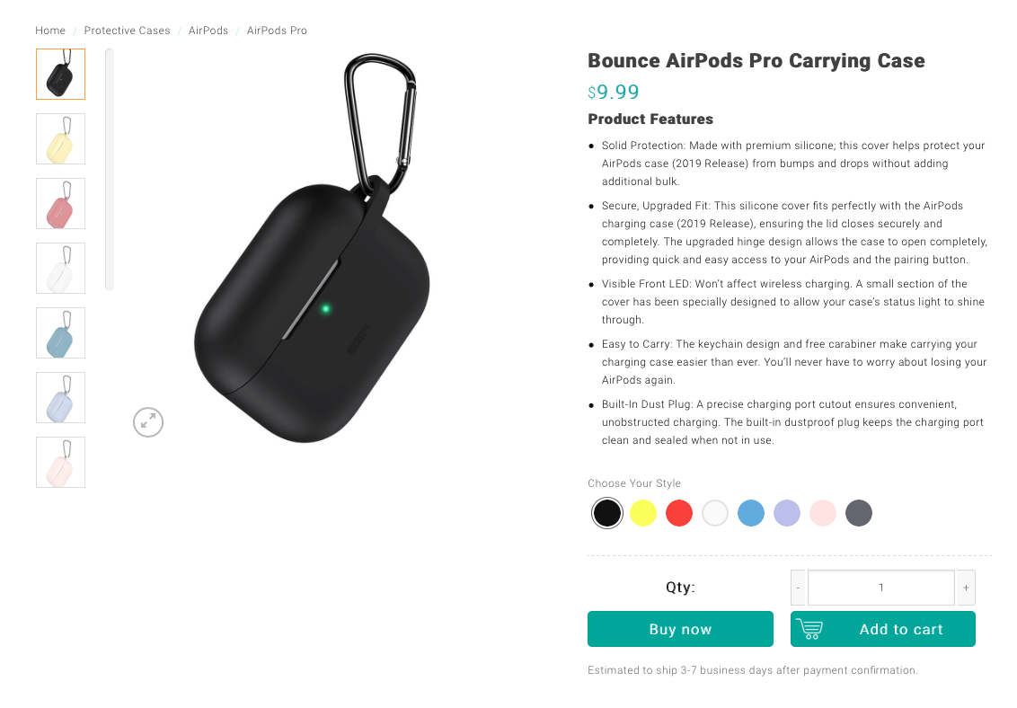 Casemaker Released Airpodspro Case Before Apple Launch Img 2