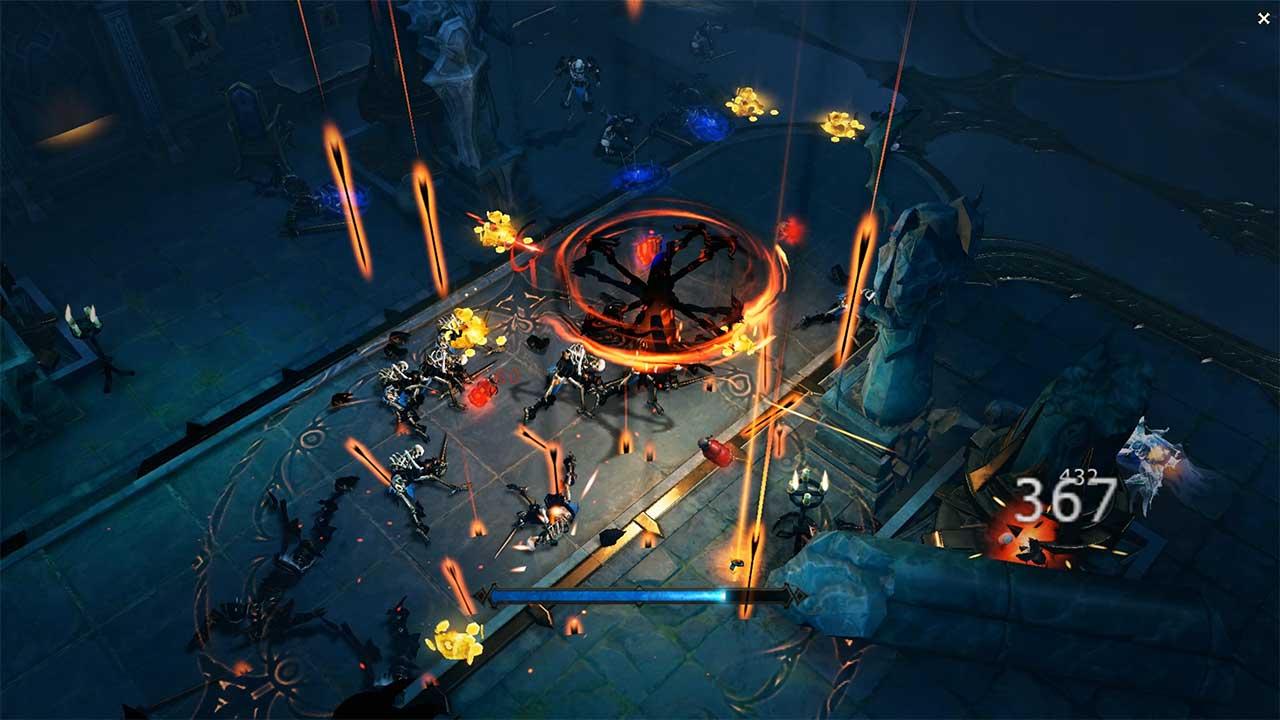 Game Diablo Immortal 1