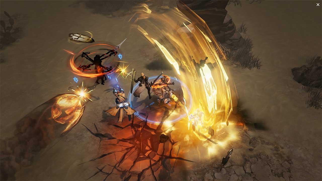 Game Diablo Immortal 2