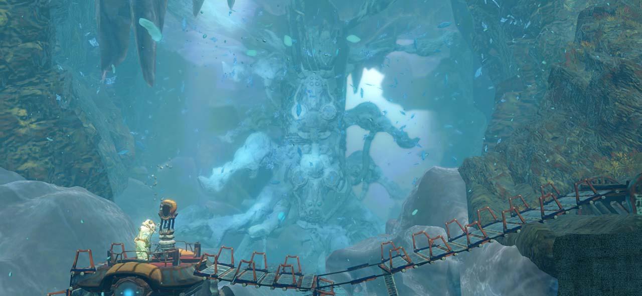 Game Shinsekai Into The Depths 1