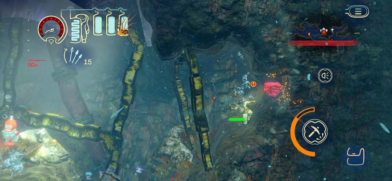 Game Shinsekai Into The Depths 2