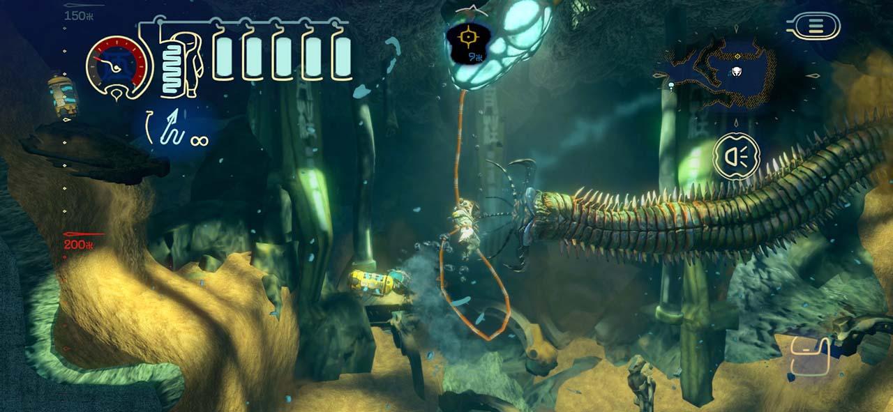 Game Shinsekai Into The Depths 4