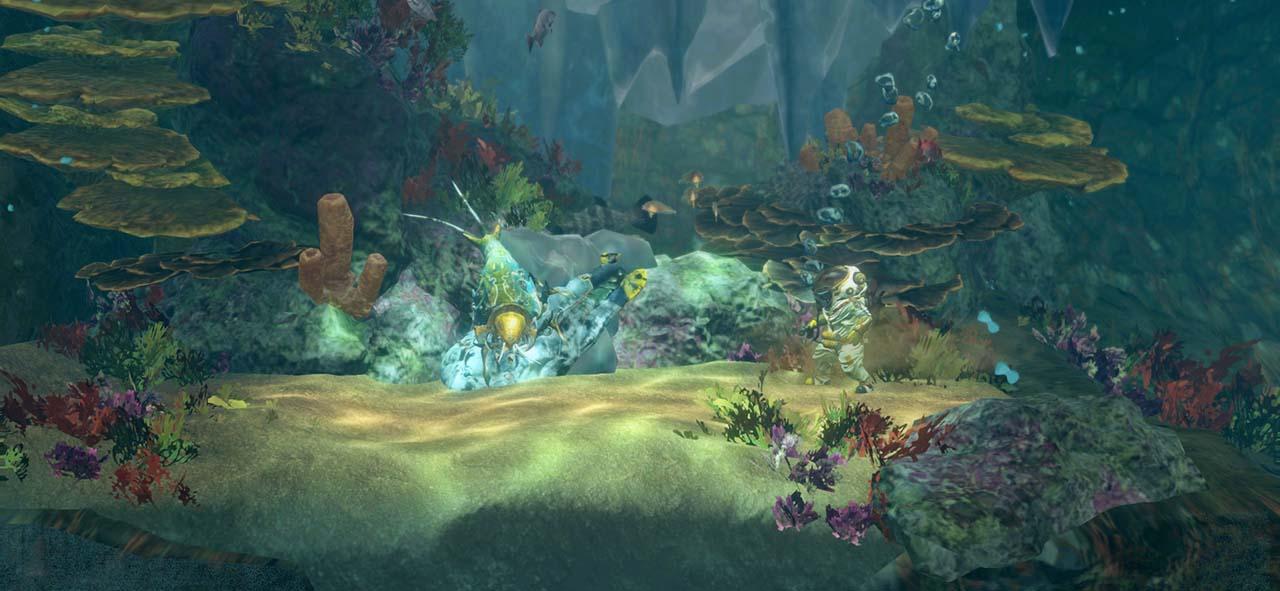 Game Shinsekai Into The Depths 6