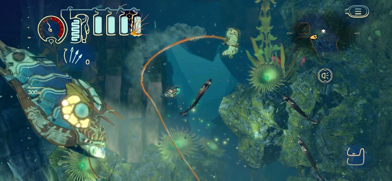 Game Shinsekai Into The Depths 7