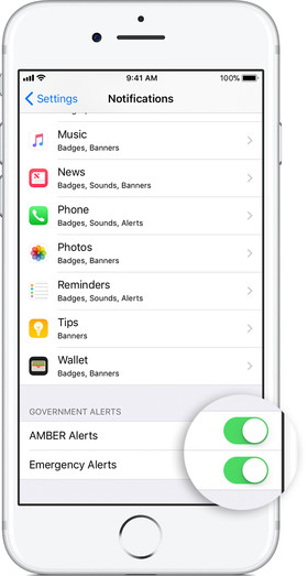 How To Enable Emergency Alert On Iphone 1