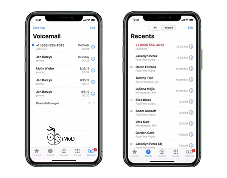 How To Enable Silence Unknown Callers Ios 13 5