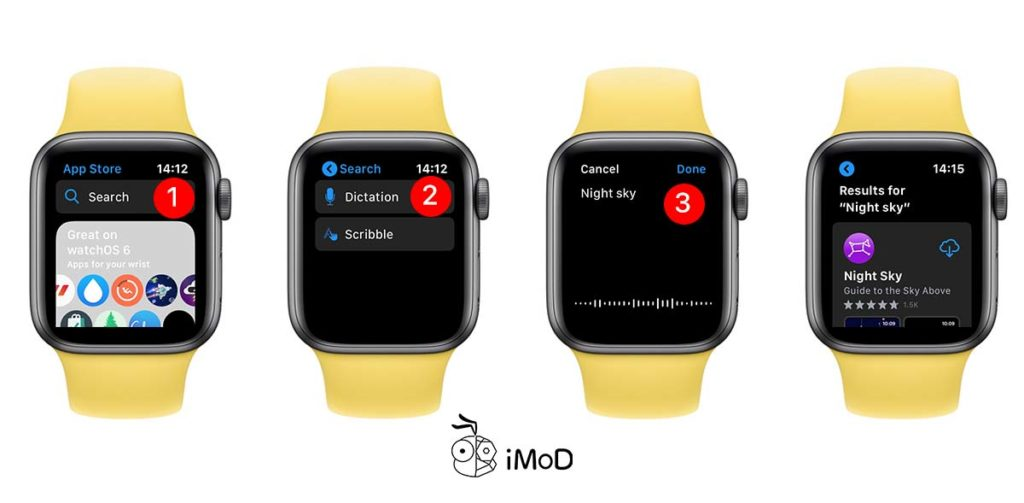How To Use App Store On Apple Watch Watchos 6 1