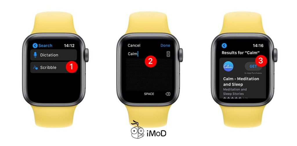 How To Use App Store On Apple Watch Watchos 6 2