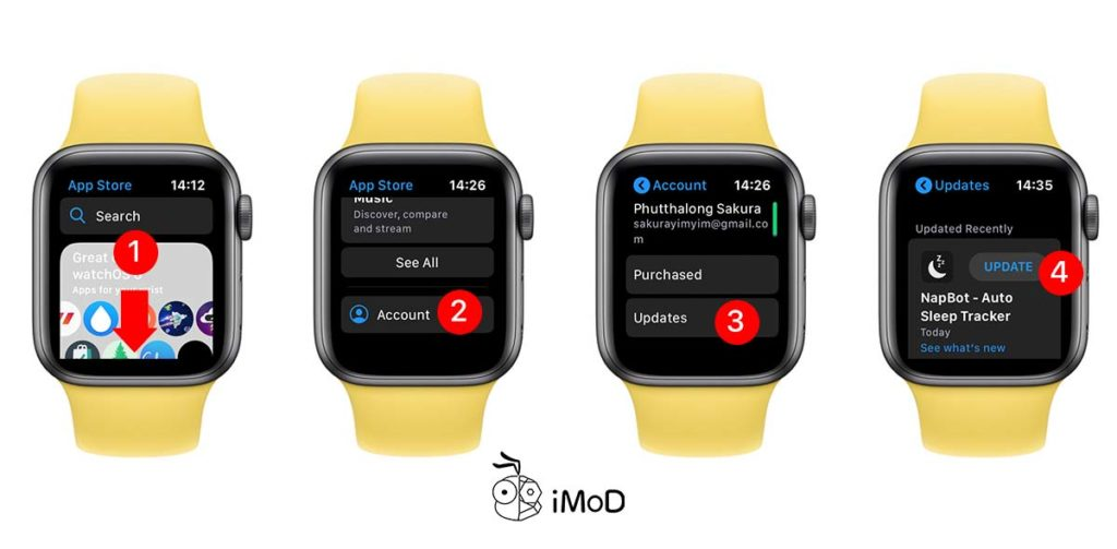 How To Use App Store On Apple Watch Watchos 6 4