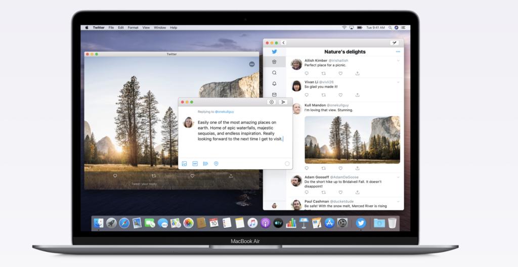Ipad App Support Mac Catalyst 18