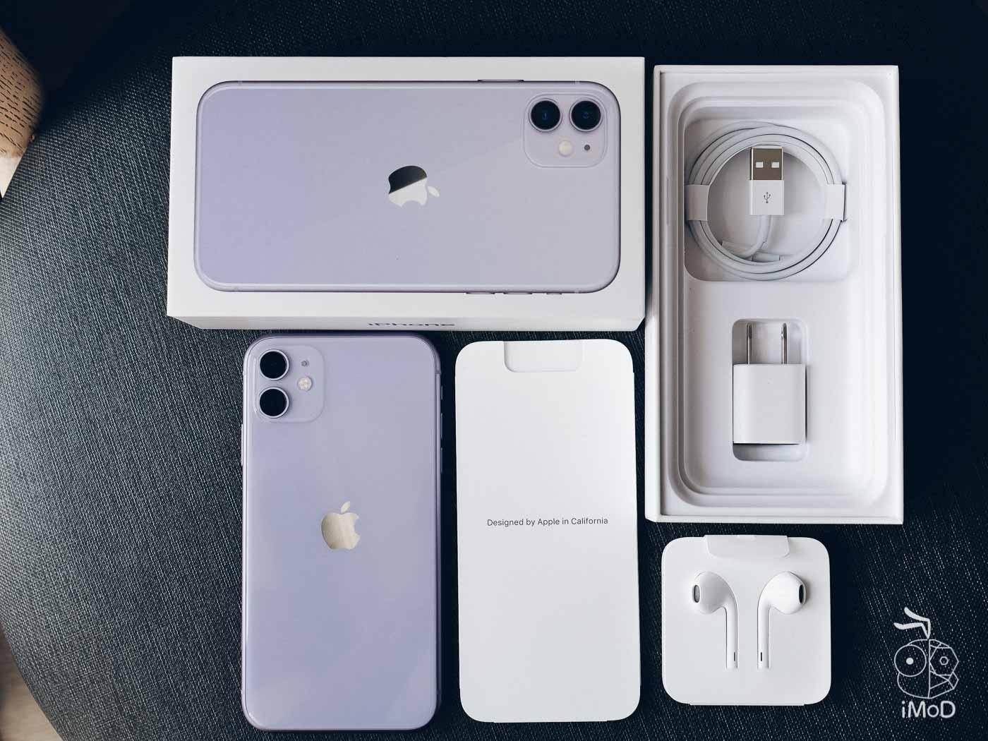 Iphone 11 Purple Unbox 1012606