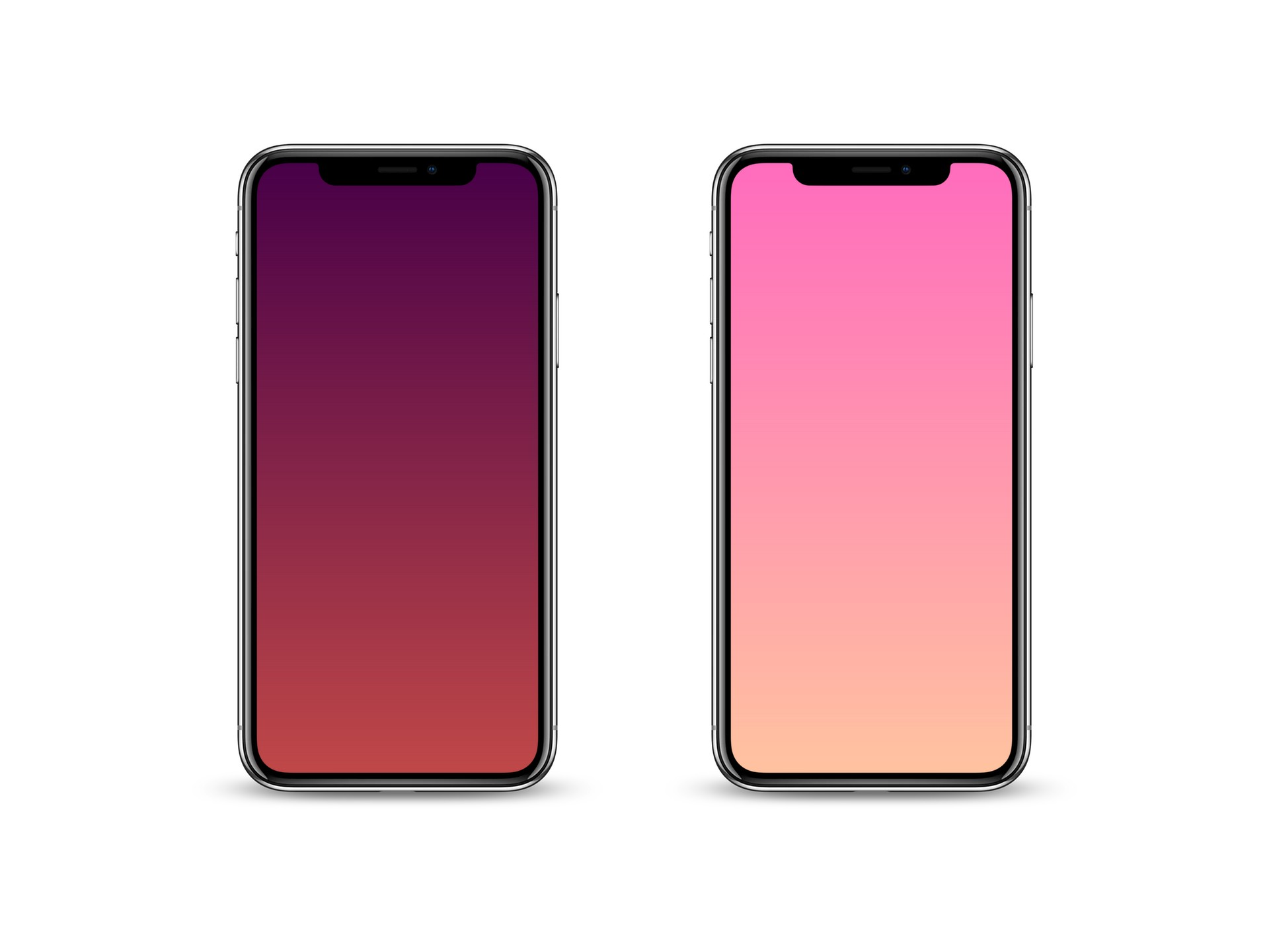 Iphone Gradient Wallpaper Pack Img 1