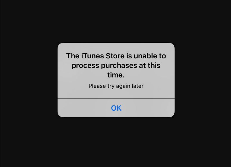 Iphone Itunes Store Issue Img 1