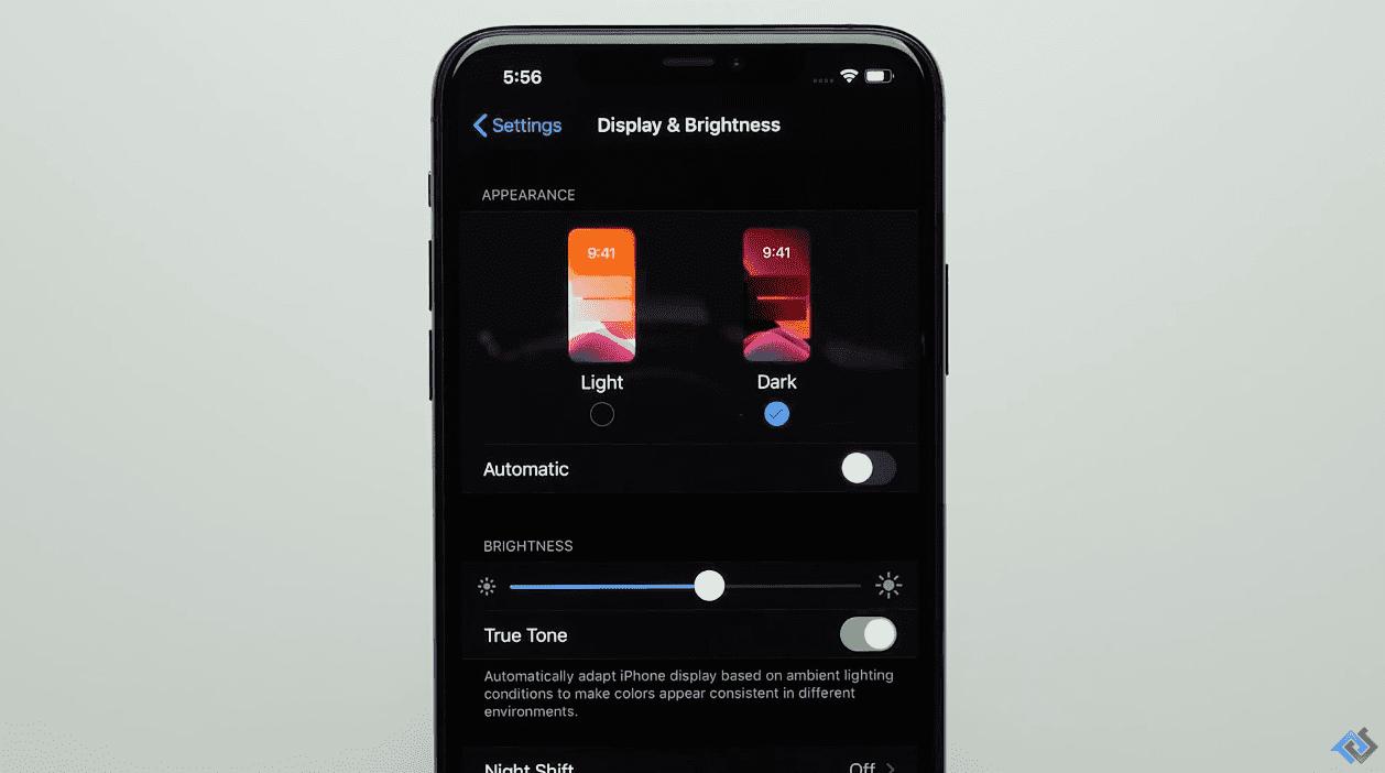 Iphone Oled Darkmode Lightmode Battery Test Img 1