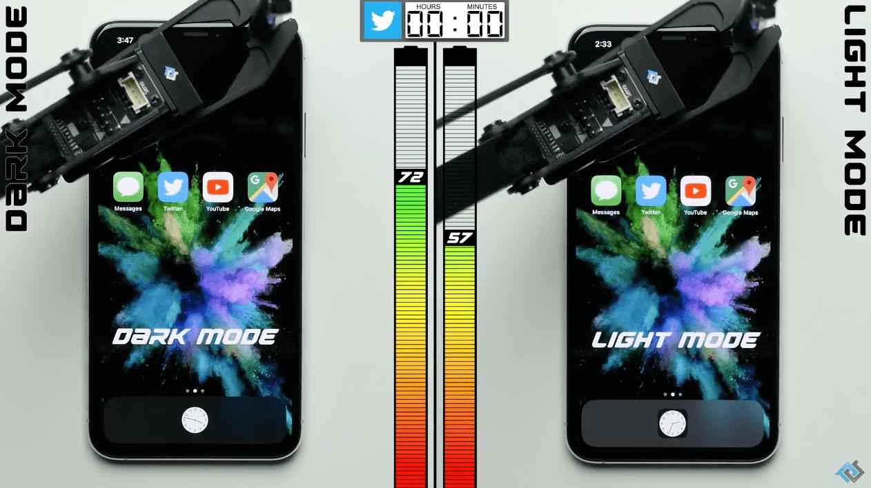 Iphone Oled Darkmode Lightmode Battery Test Img 2 1
