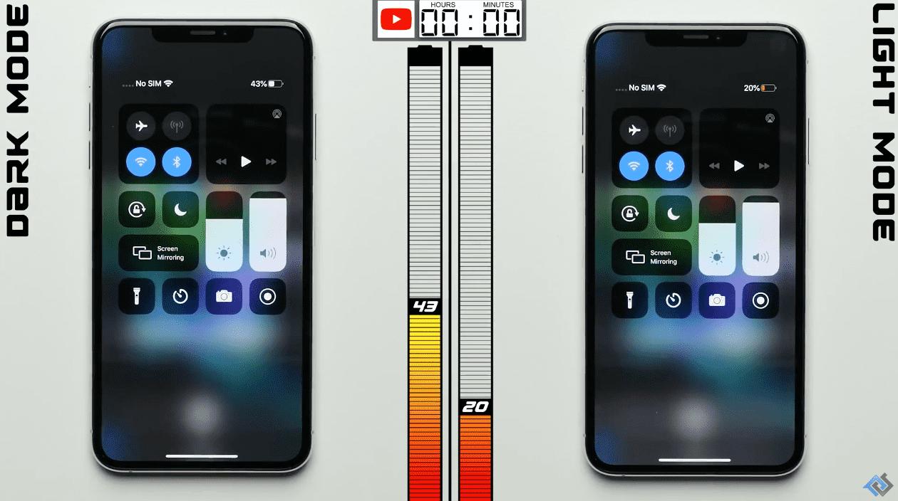 Iphone Oled Darkmode Lightmode Battery Test Img 2