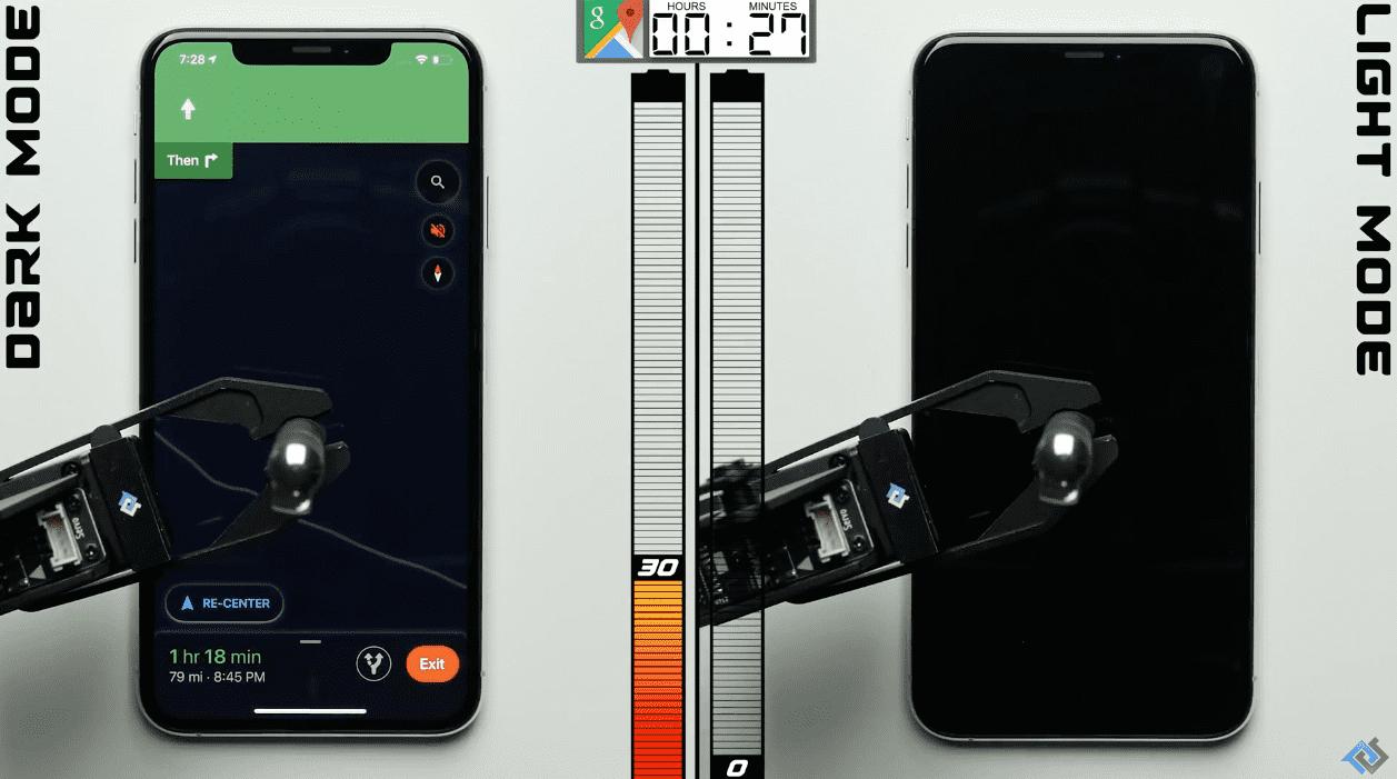 Iphone Oled Darkmode Lightmode Battery Test Img 3