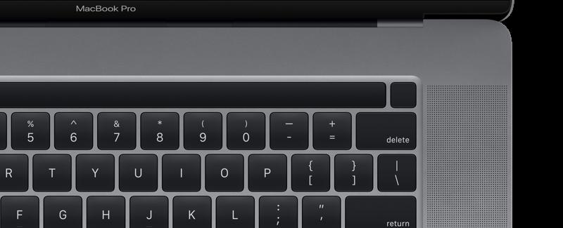 Macbookpro16touchbar