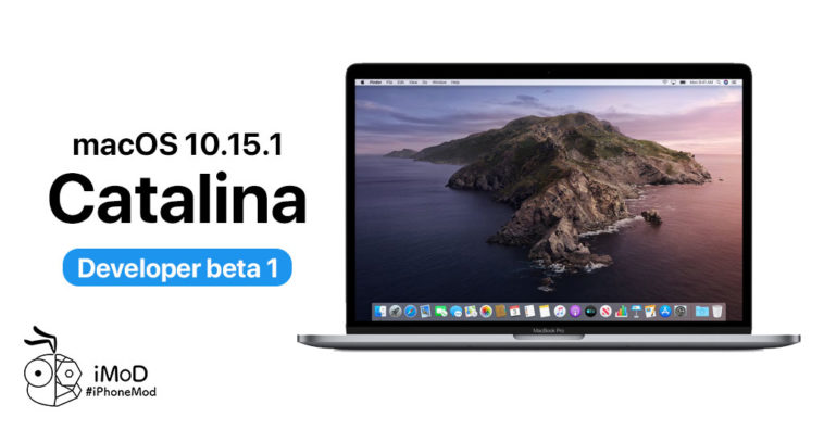 Macos Catalina 10 5 1 Developer Beta 1 Seed