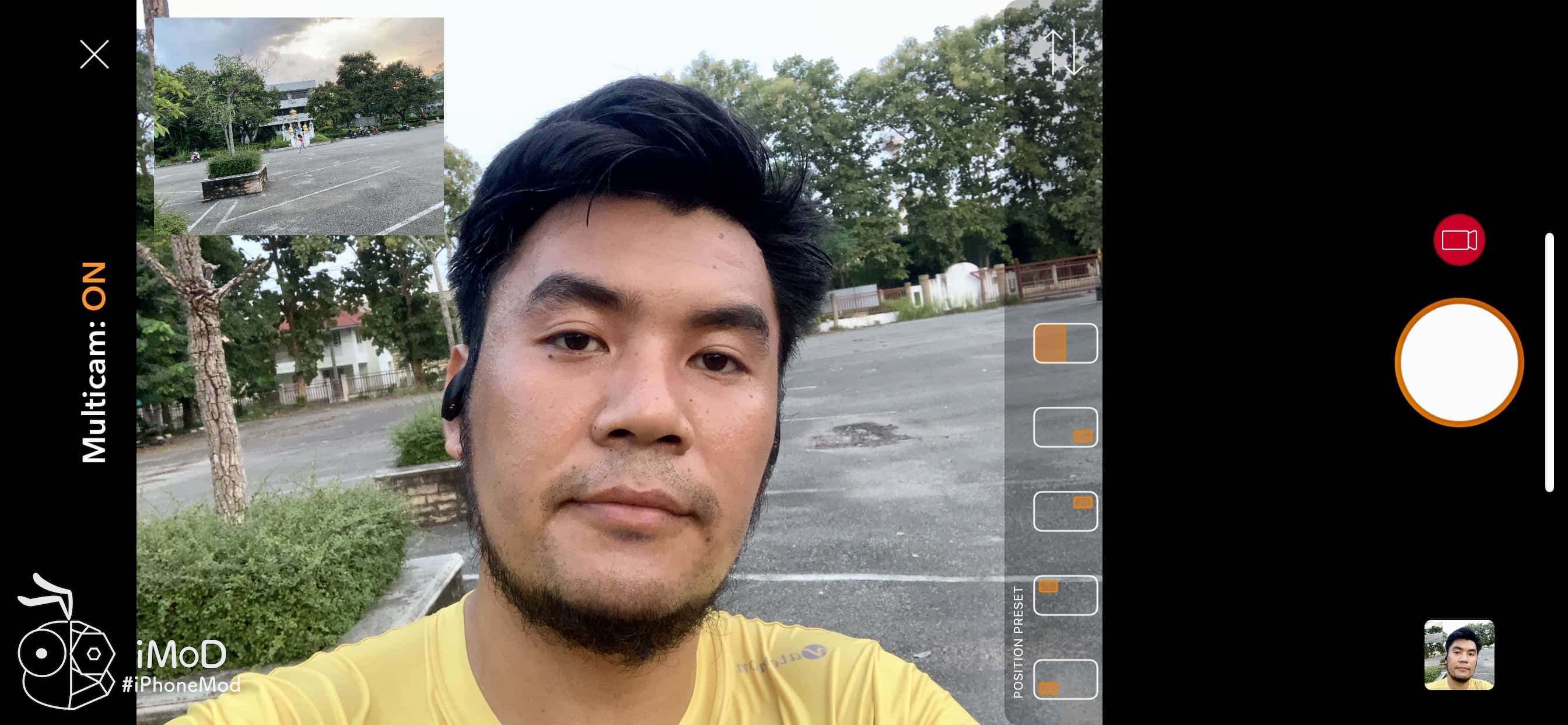 Multi Cam Now Support Iphone Xs Third Party App Img 16