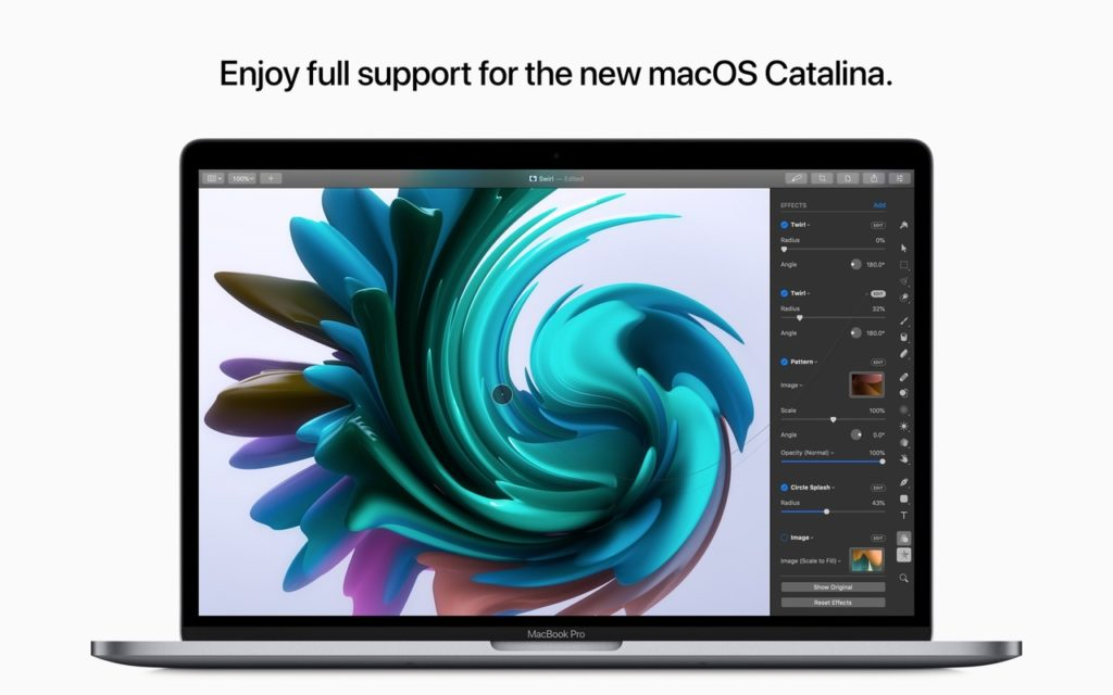 Pixelmator Pro V 1 5 Avalon Update Support Macos Catalina 1