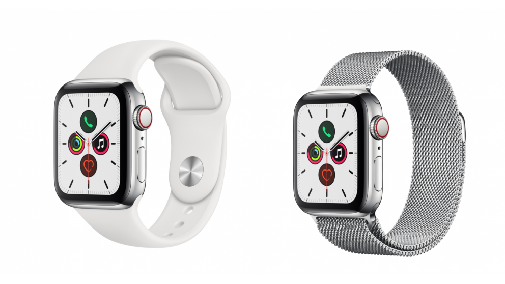 Series Of Apple Watch Series 5 1