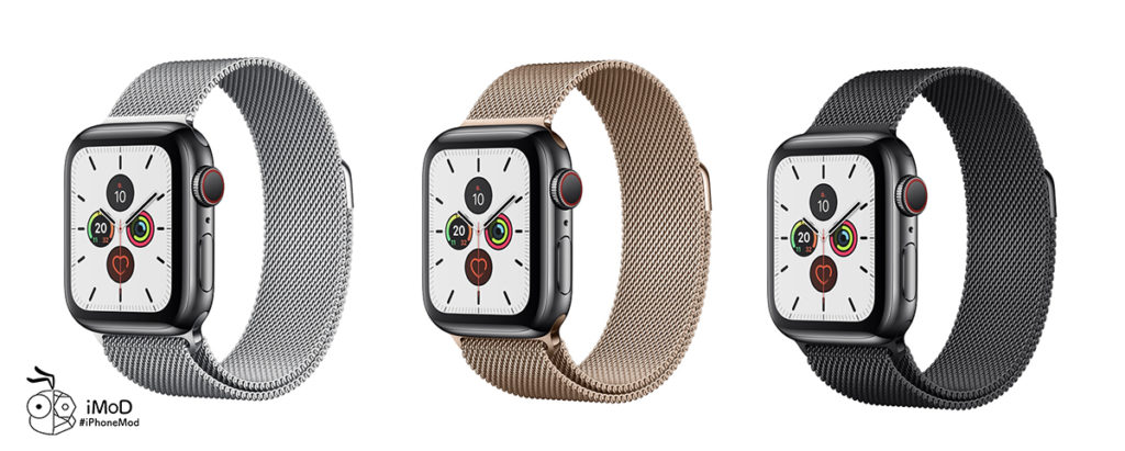 Series Of Apple Watch Series 5 2