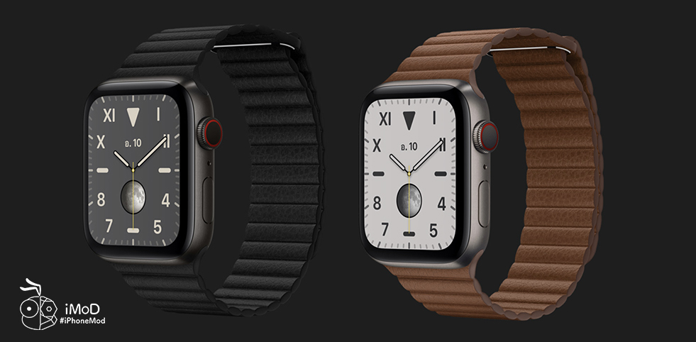 Series Of Apple Watch Series 5 3