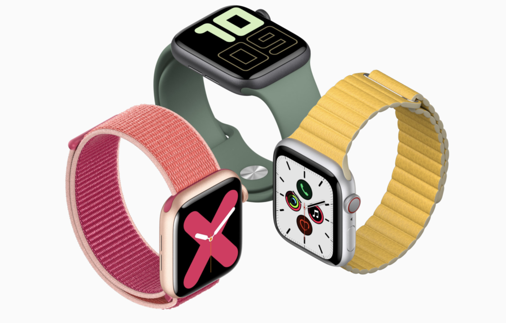 Series Of Apple Watch Series 5 4