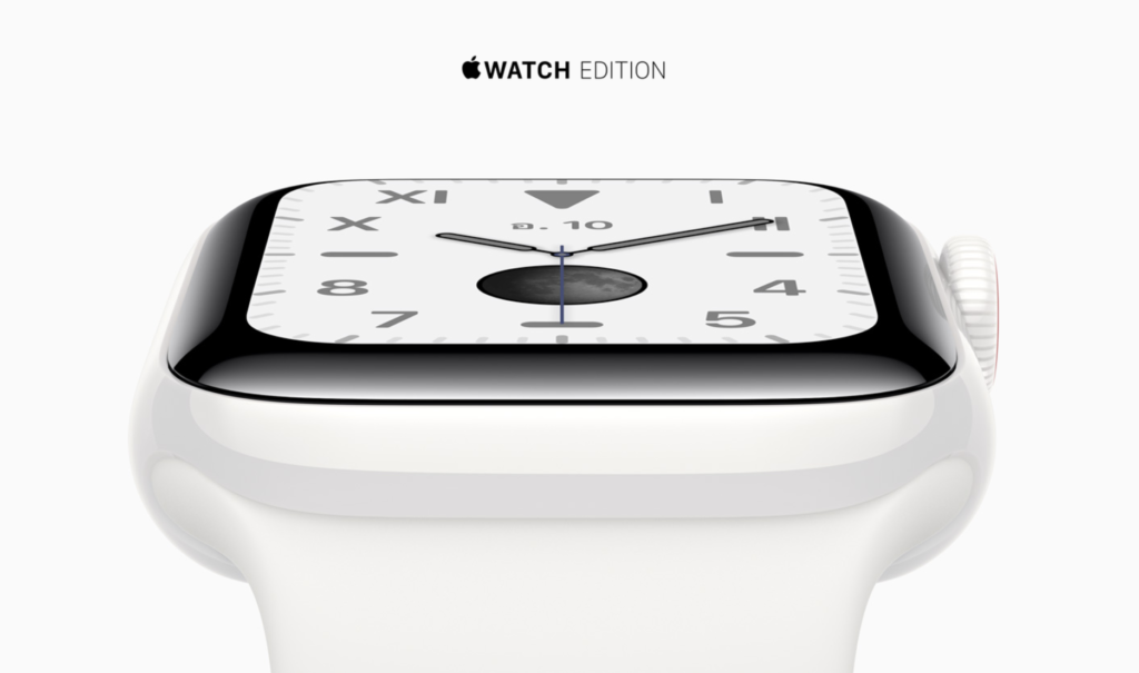 Series Of Apple Watch Series 5 8