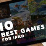 10 Ipad Games Part 1 Cover