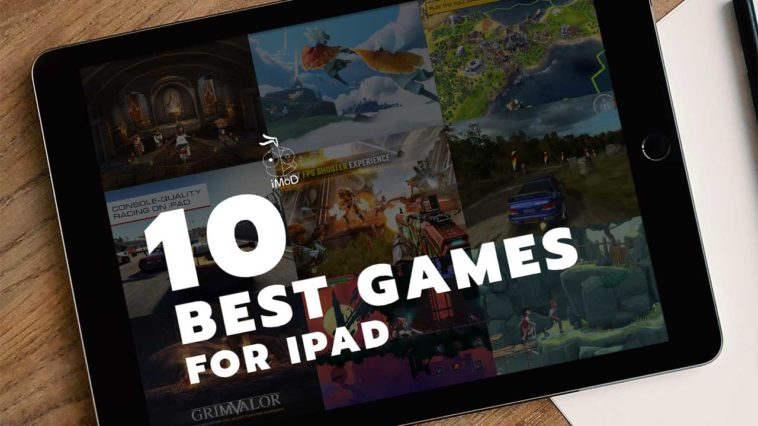 10 Ipad Games Part 1 Cover