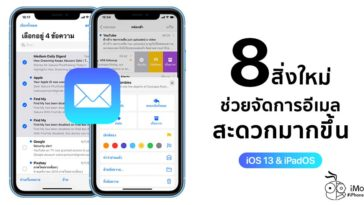 9 New Things In Mail App On Iphone Ipad In Ios 13 Ipados