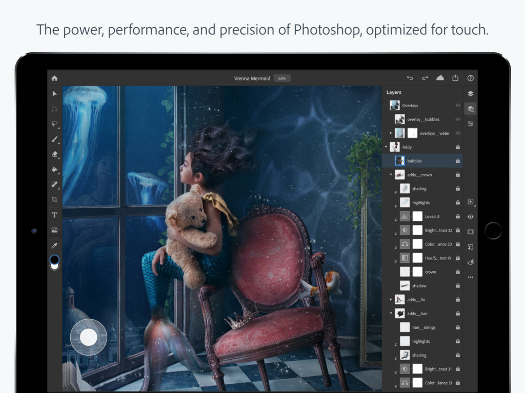 Adobe Photo Shop For Ipad Released 1