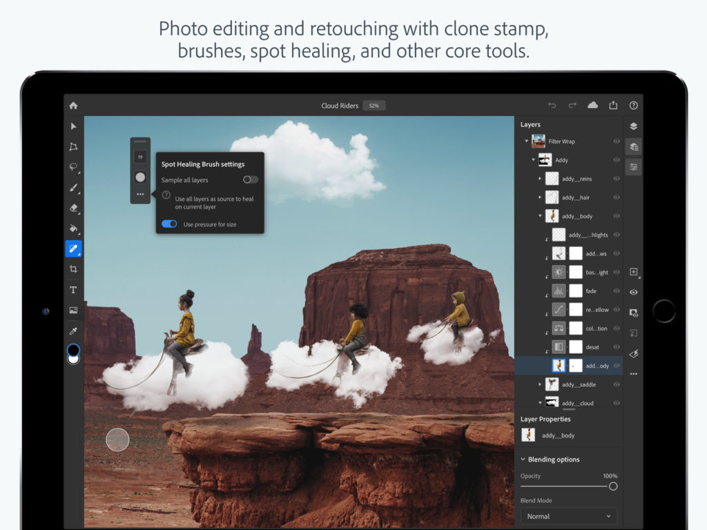 Adobe Photo Shop For Ipad Released 2