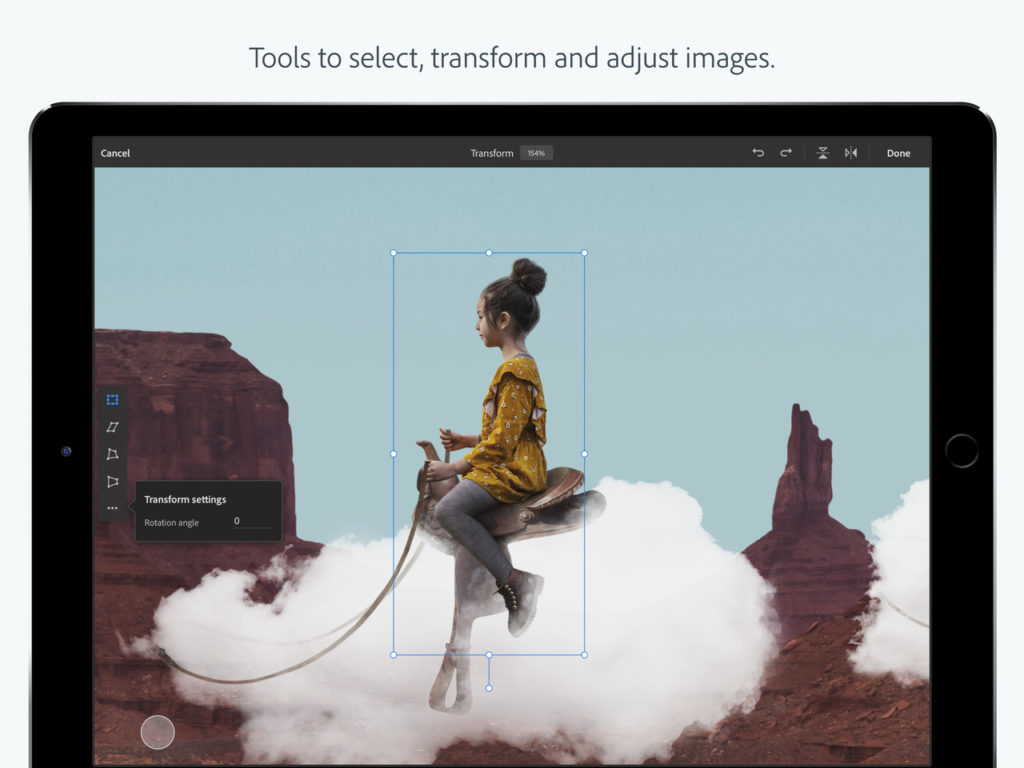 Adobe Photo Shop For Ipad Released 3