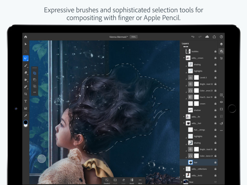 Adobe Photo Shop For Ipad Released 4