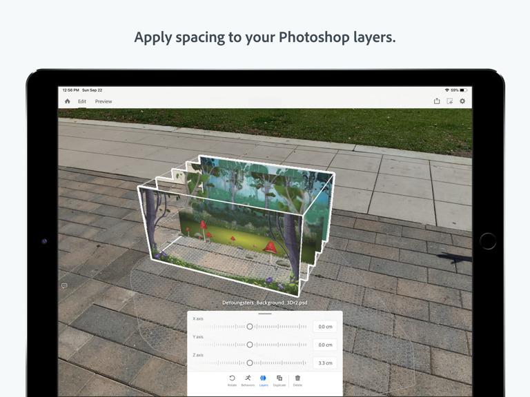 Adobe Release Aero Ar App For Ios 2
