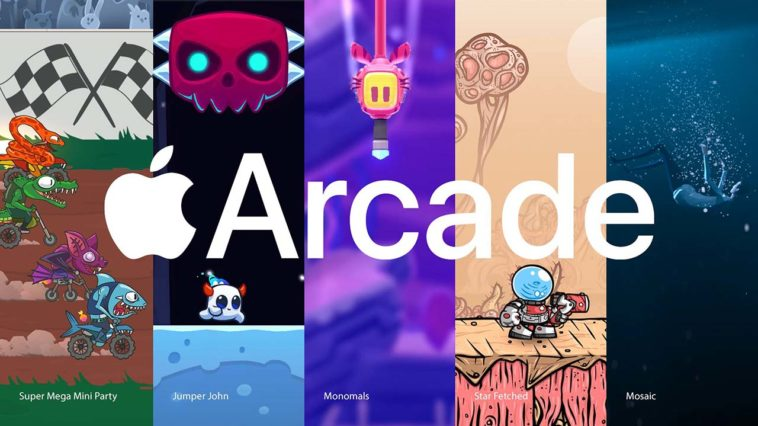 Apple Arcade Add New Games 02 11 2019