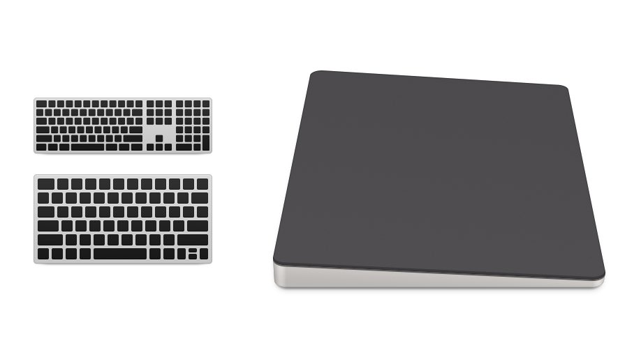 Apple May Be Release New Magic Keyboard Silver And Black Non Number 1