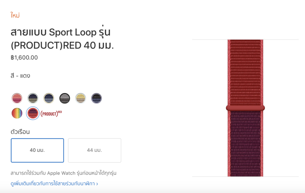 Apple Release Apple Watch Band New Color 11 2019 4