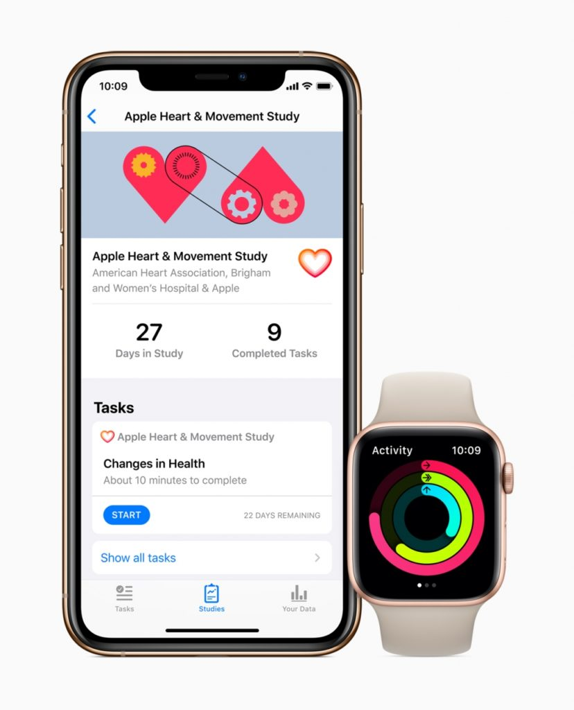 Apple Release Research App Health Study For Us User 2